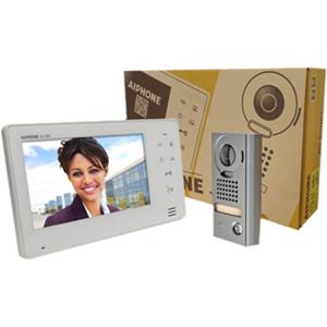"Aiphone 17.8 cm (7"") Video Door Phone - LCD - 5 lux"