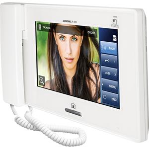 "Aiphone JP-4HD 17.8 cm (7"") Video Door Phone Sub Station - LCD - Full-duplex"