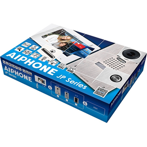 "Aiphone JPS-4AEDV 17.8 cm (7"") Video Door Phone - LCD - CMOS - 170° Horizontal - 100° Vertical - Full-duplex"