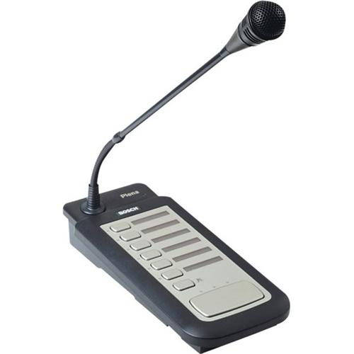 Bosch Plena LBB 1946/00 Microphone - 100 Hz to 16 kHz - Wired - 5 m - 85 dB - Condenser - Uni-directional - Desktop - Proprietary