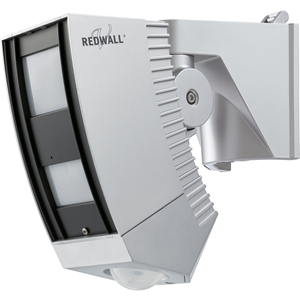 Optex Redwall SIP-4010/5 Motion Sensor - Wired - Yes - 40 m Motion Sensing Distance - Wall-mountable - Outdoor - Polycarbonate