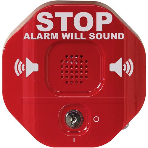 STI Exit Stopper STI-6400 Security Alarm - 105 dB - Audible