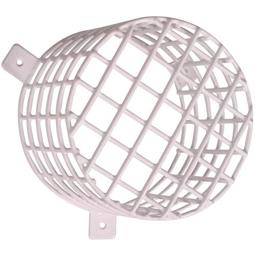 STI Security Cover for Sounder, Strobe - Steel - White