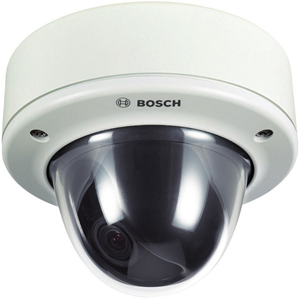 Bosch FLEXIDOME AN VDN-5085-V311 Surveillance Camera - Colour - 2.80 mm - 10.50 mm - 3.8x Optical - CCD - Cable - Dome - Wall Mount, Corner Mount, Pendant Mount, Pipe Mount, Pole Mount, Surface Mount, Flush Mount