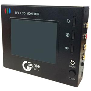 "Genie LSM-413 10.2 cm (4"") LCD Monitor - 960 x 240"