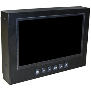 "Genie LSM-7323 17.3 cm (6.8"") LCD Monitor - 30 ms - 1440 x 234 - 500 cd/m² - 300:1 - 5.50 W"