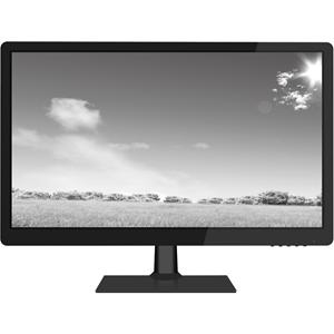 "W Box WBXMP1854 47 cm (18.5"") LCD Monitor - 16:9 - 9 ms - 1360 x 768 - 16.7 Million Colours - 200 cd/m² - 50,000:1 - HD - Speakers - HDMI - VGA - Glossy Black, Matte Black - RoHS"