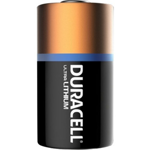 Duracell General Purpose Battery - 1400 mAh - CR123A - Lithium (Li) - 3 V DC