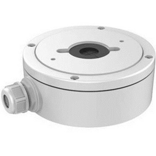 Hikvision DS-1280ZJ-DM22 Mounting Box for Surveillance Camera - 4.50 kg Load Capacity - White