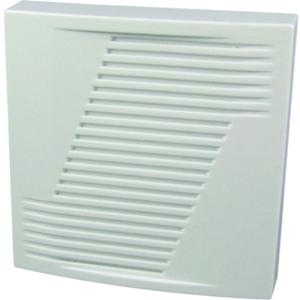 CQR Alto Security Alarm - 14 V DC - 110 dB(A) - Audible - White