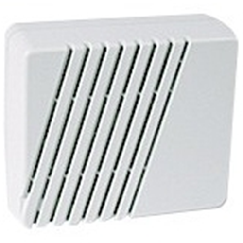 Honeywell Siren - Wired - 94 dB - Audible - Surface Mount - White