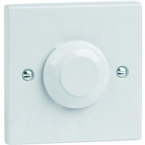 C-TEC Security Alarm - 85 dB(A) - Audible - Box, Flush Mount - White