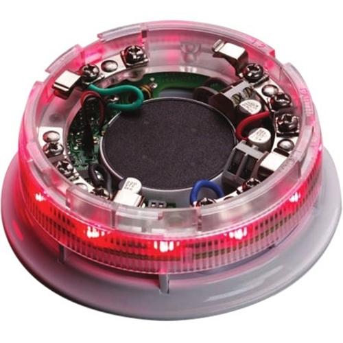 Apollo Addressable Sounder Base for Sounder, Alarm System - Polycarbonate - White