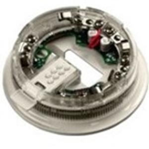 Apollo Addressable Sounder Base for Sounder, Alarm System - Red