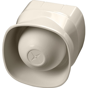 Apollo Security Alarm - 24 V DC - 100 dB(A) - Audible, Visual - Wall Mountable - White