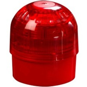 Apollo Horn/Strobe - 28 V DC - 100 dB(A) - Audible, Visual - Red