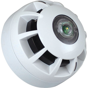 C-TEC Horn/Strobe - 28 V DC - 91 dB(A) - Audible, Visual - Wall Mountable, Ceiling Mountable - White