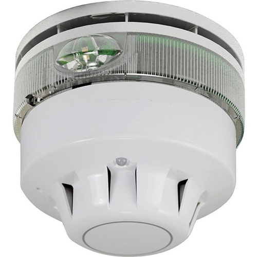 C-TEC Security Alarm - 28 V DC - 96 dB(A) - Audible - Ceiling Mountable - Green, Amber, White