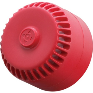 Eaton RoLP Security Alarm - 28 V AC - 102 dB(A) - Audible - White