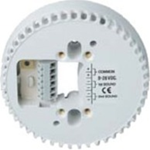 Fulleon Security Alarm - 28 V DC - 93 dB(A) - Audible - Surface Mount - White