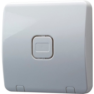 Eaton Security Alarm - Wireless - 1.5 V DC - 80 dB - Audible