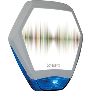 Texecom Security Alarm - Wireless - 12 V DC - 105 dB(A) - Audible