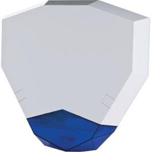 Visonic SR-740 HEX PG2 Siren - Wireless - 110 dB - Audible, Visual