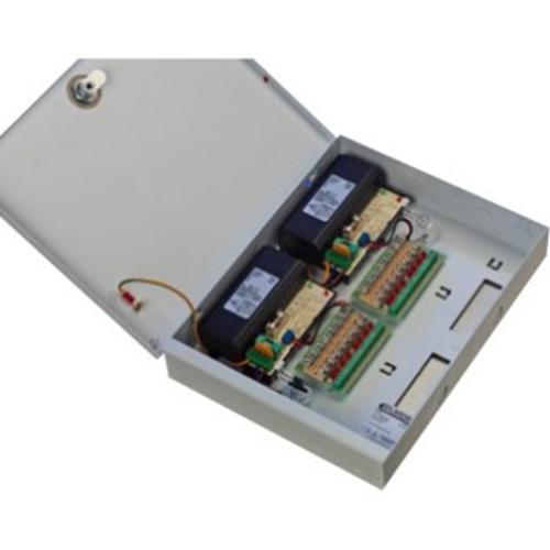 Elmdene Vision VRS124000-4-T Power Supply - 120 V AC, 230 V AC Input Voltage - 12 V DC Output Voltage - Box