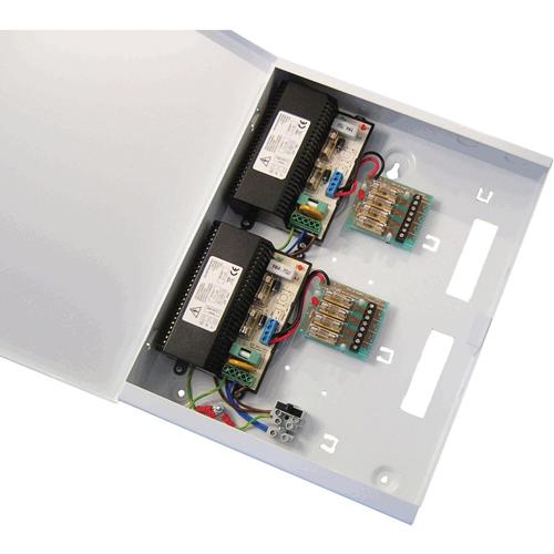 Elmdene Vision Power Supply - 87% Efficiency - 96 W - 120 V AC, 230 V AC Input Voltage - 12 V DC Output Voltage - Box