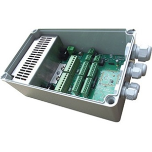 REDVISION Power Supply - 120 V AC, 230 V AC Input Voltage - 24 V DC Output Voltage - Enclosure