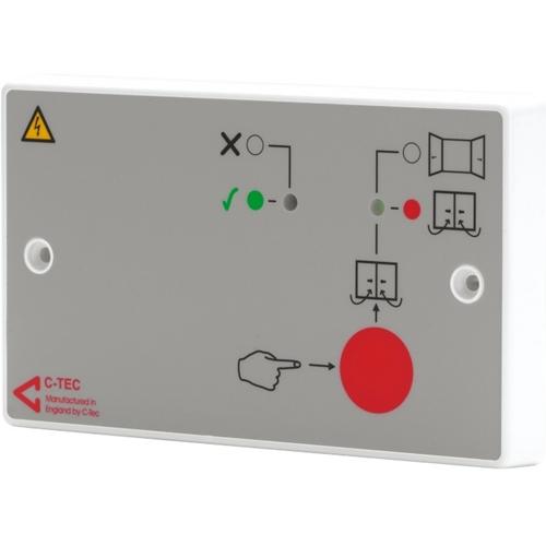 C-TEC Power Supply - 230 V AC Input Voltage - 21 V DC, 28 V DC Output Voltage
