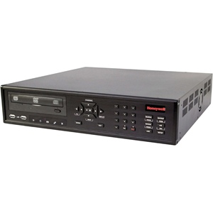 Honeywell Video Surveillance Station - 16 Channels - Digital Video Recorder - H.264 Formats - 4 TB Hard DriveDVD-Writer - 2 GB - 400 Fps - Composite Video In - Composite Video Out - 4 Audio In - 1 Audio Out - 1 VGA Out