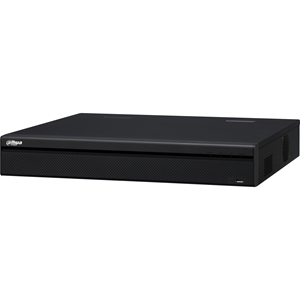 Dahua NVR5416-16P-4KS2 Video Surveillance Station - 16 Channels - Network Video Recorder - H.264, H.265, Motion JPEG, MPEG-4 Formats - Composite Video In - 1 Audio In - 1 Audio Out - 1 VGA Out - HDMI