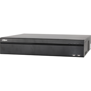 Dahua NVR5832-4KS2 Video Surveillance Station - 32 Channels - Network Video Recorder - H.264, H.265, Motion JPEG, MPEG-4 Formats - Composite Video In - 1 Audio In - 1 Audio Out - 1 VGA Out - HDMI