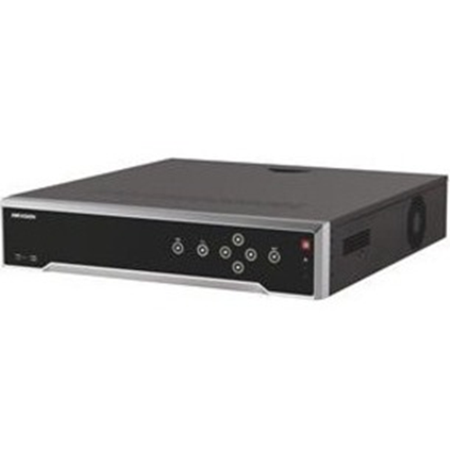 Hikvision DS-7732NI-K4/16P Video Surveillance Station - 32 Channels - Network Video Recorder - H.264, H.265, MPEG-4 Formats - 1 Audio In - 1 Audio Out - 1 VGA Out - HDMI