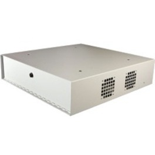 HAYDON HAY-LDVR High x 506 mm Wide x 510 mm Deep Rack-mountable Rack Mount Enclosure for DVR - Steel