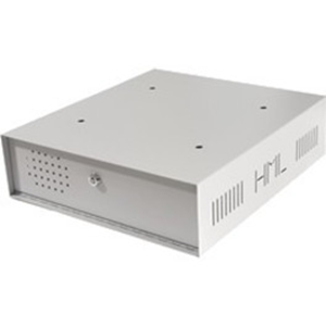 HAYDON HAY-LDVR1 High x 354 mm Wide x 400 mm Deep Rack-mountable Rack Mount Enclosure for DVR - Steel