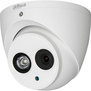 Dahua Professional HAC-HDW2401EM 4.1 Megapixel Surveillance Camera - Colour - 49.99 m Night Vision - 2560 x 1440 - 2.80 mm - CMOS - Cable - Turret