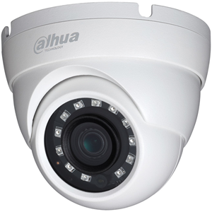 Dahua Professional IPC-HDW4431M 4 Megapixel Network Camera - Colour - 30 m Night Vision - H.264, H.265, H.265+, H.264+ - 2688 x 1520 - 2.80 mm - CMOS - Cable - Dome