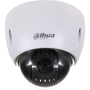 Dahua Eco-savvy SD42212T-HN 2 Megapixel Network Camera - Monochrome, Colour - H.264+, Motion JPEG, H.264 - 1920 x 1080 - 5.10 mm - 61.20 mm - 12x Optical - CMOS - Cable - Dome - Wall Mount, Ceiling Mount, Surface Mount