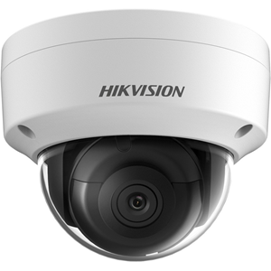 Hikvision EasyIP 3.0 DS-2CD2135FWD-IS 3 Megapixel Network Camera - Colour - 30 m Night Vision - H.264+, H.264, H.265, H.265+, Motion JPEG - 2048 x 1536 - 4 mm - CMOS - Cable - Dome - Ceiling Mount, Wall Mount, Junction Box Mount, Pendant Mount, Corner Mount, Pole Mount