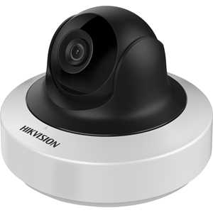 Hikvision EasyIP 2.0 DS-2CD2F22FWD-I 2 Megapixel Network Camera - Colour - 10 m Night Vision - H.264+, Motion JPEG, H.264 - 1920 x 1080 - 4 mm - CMOS - Cable - PT Mount