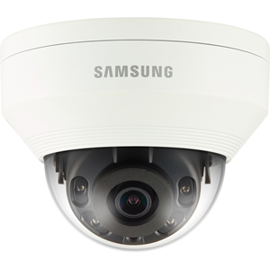 Hanwha Techwin WiseNet QNV-6010RP 2 Megapixel Network Camera - Colour - 20 m Night Vision - Motion JPEG, H.264, H.265 - 1920 x 1080 - 2.80 mm - CMOS - Cable - Dome