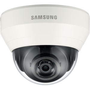 Hanwha Techwin WiseNet Lite SND-L6013P 2 Megapixel Network Camera - Colour - Motion JPEG, H.264 - 1920 x 1080 - 3.60 mm - CMOS - Cable - Dome