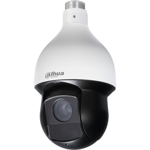 Dahua DH-SD59225U-HNI 2 Megapixel Network Camera - Monochrome, Colour - 150 m Night Vision - H.265, Motion JPEG, H.264 - 1920 x 1080 - 4.80 mm - 120 mm - 25x Optical - Exmor R CMOS - Cable - Dome - Wall Mount, Power Box Mount, Ceiling Mount, Junction Box Mount, Pole Mount, Corner Mount, Parapet Mount