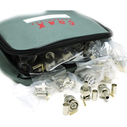 Coax Antenna Connector - 105 Pack - BNC Antenna