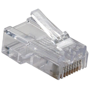 Connectix Network Connector - 100 Pack - 1 x RJ-45 Male Network