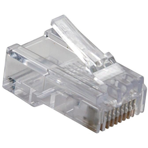 Connectix Network Connector - 1 Pack - 1 x RJ-45 Male Network
