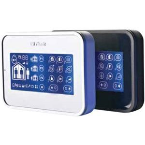 Visonic KP-160 PG2 Security Touchscreen Keypad - For Control Panel - Black