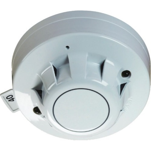 Apollo Discovery Smoke Detector - Ionize - White - Wired - 28 V DC - Fire Detection For Indoor/Outdoor